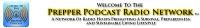Prepper Podcast Toolbar
