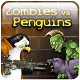 Zombies Vs Penguins App