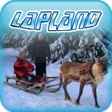Extreme winter  videos from Lapland! App