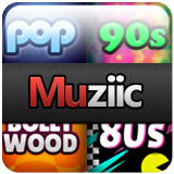 Muziic IR App