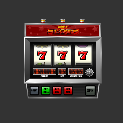 create slot machine app