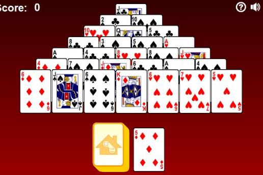 pyramid solitaire addiction