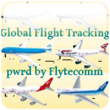 Global Flight Tracker App
