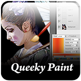 Queeky Paint App