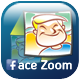 Face-Zoom App