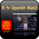 R.tv Spanish Music App