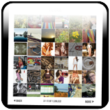 Photo Related Tag Browser App