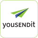 YouSendIt Application App