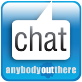 AnybodyOutThere Chat App