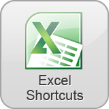Excel Shortcuts App