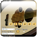 Oud Tuner App