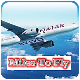 Miles To Fly App