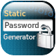Static Password Generator App