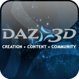 DAZ 3D Connect App