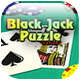Black Jack Puzzle App