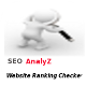 SEOAnalyz  Google PageRank Checker App