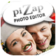 piZap photo editor App