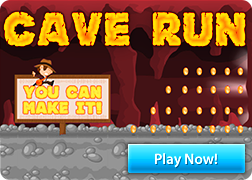 CAVE RUN App