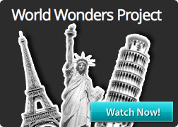 World Wonders Project App